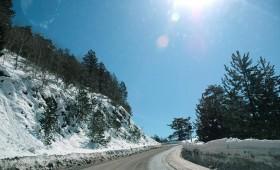 Sıradan Bir Gezi, Ilgaz'da Snowboard