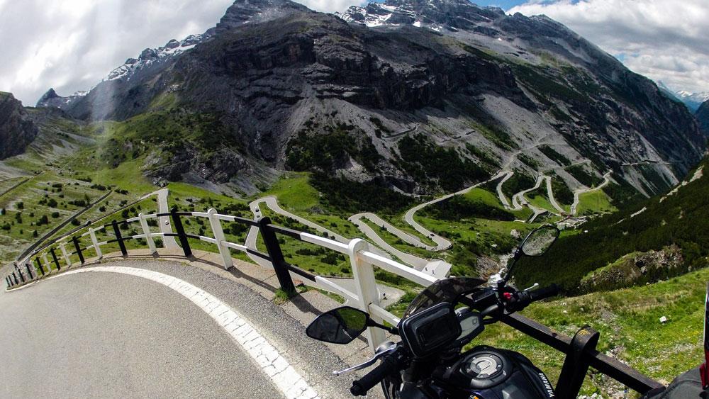 Balkanlar, Alpler Motosiklet Turu (2016)